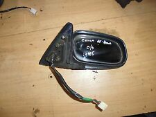 1995 toyota celica GT four driver's side electric wing mirror