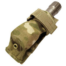 Condor Flashlight Pouch - Multicam tactical military MOLLE everyday carry NEW
