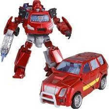 Transformers Henkei Exclusive Generations G1 Metallic Chrome Ironhide Loose