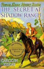 NANCY DREW #5 THE SECRET AT SHADOW RANCH  Book APPLEWOOD Books