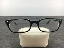 Ray Ban RB5150 2034 52-19-135 Black/Clear Flex Hinge Frames Only 1612