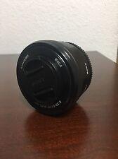 Sony SEL 16-50mm f/3.5-5.6 OSS Lens