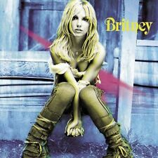 "Britney Spears ""Britney"" w/ I'm a Slave, I'm Not a Girl, I Love Rock/Roll & more"