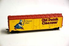 HO scale Tyco Old Dutch Cleanser ODCX 3752 Train car