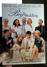 The Big Wedding (DVD, 2013) Used Once - Free Shipping - DeNiro - Katherine Heigl