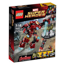 LEGO 76031 Marvel Super Heroes Iron Man The Hulk Buster Smash (Brand New)