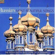 Optina Pustyn Male Choir St Pete, Russia's Most Beautiful Songs, Excellent