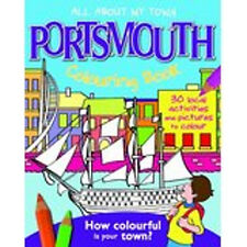 Portsmouth Colouring Book (All About My Town), New, John MacGregor Book