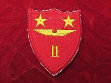 US MARINE CORPS 2ND MARINE AIR WING COMMAND embroidered