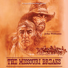 THE MISSOURI BREAKS - COMPLETE SCORE - LIMITED 1200 - OOP - JOHN WILLIAMS