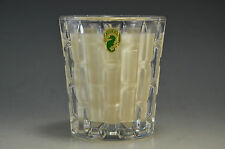 Waterford Illuminology LUMA Poured Candle in Crystal Holder NEW Mothers Day