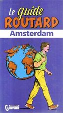N86 Amsterdam Le guide Routard 1999