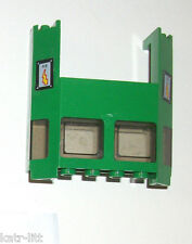 LEGO 2924 2924b Green Cargo Train Front 1x4x2 Window 4SET 7898 MOC 4551 4563