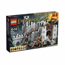 Lego 9474 the Lord of the rings the Battle of Helm 's Deep nuevo/en el embalaje original New Sealed