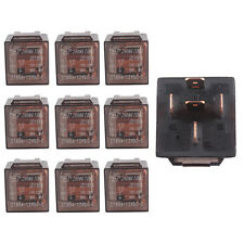10 X Car Truck Auto Automotive 12V 80A 80 AMP SPDT Relay Relays 5 Pin 5P