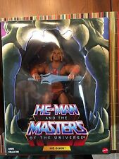 Masters of the Universe Classics Club Grayskull Filmation He-man Figure MOTUC