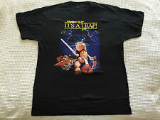 Family Guy: Its a Trap Black T-Shirt (Large) *New & Unsealed*
