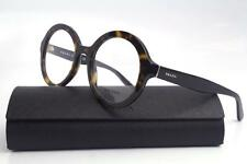 Prada VPR13R Eyeglasses Frames Dark Havana 2AU-1O1 Authentic 49mm