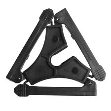 Folding Outdoor Hiking Camping Cooking Gas Tank Bracket Canister Stand Tripod