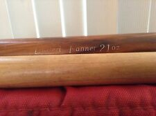 "Vintage Dufferin Banner 58"" 21 Oz. Pool Billiards Inlaid Cue Stick Moscone Case"