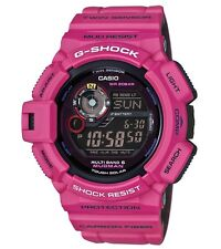 Casio G Shock * GW9300SR-4 Master of G Mudman Solar Sunrise Purple COD PayPal