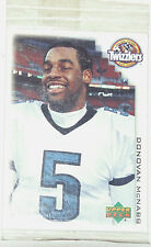 "2002 Upper Deck ""Twizzlers"" Card #7 Donovan McNabb Still In Factory Plastic!"