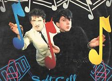 SOFT CELL disco LP 33 g NON STOP ECSTATIC DANCING 1982 made in USA  MARC ALMOND
