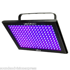 Chauvet LED Shadow Pro UV Ultraviolet Blacklight Panel Wash Light + 2Yr Warranty
