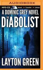 The Dominic Grey: The Diabolist by Layton Green (2015, MP3 CD, Unabridged)