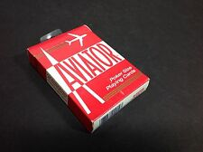 Open deck Red Aviator No 914 Playing Cards H2824 w/Tax Stamp Free Ship
