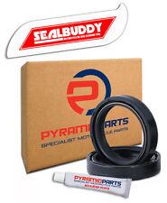 Fork Seals & Sealbuddy Tool Honda CR125 R 94-96 (43mm)