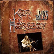 Live Tales - Ken Hensley (2013, CD NIEUW)