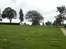 2 CEMETERY PLOTS  *  FOREST HILLS CEMETERY  *   HUNTINGDON VALLEY, PA