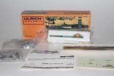 Ulrich Kenworth Van Trailer Kit, Gateway Scale Model Truck Kit, HO Scale, Boxed