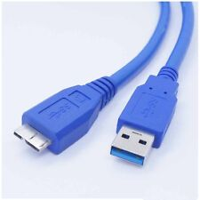 USB 3.0 PC Data SYNC Cable For Seagate FreeAgent GoFlex Desk External Hard Drive