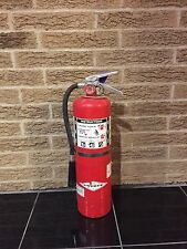 FIRE EXTINGUISHER 10LB 10# ABC NEW CERT TAG (SCRATCH & DENT)