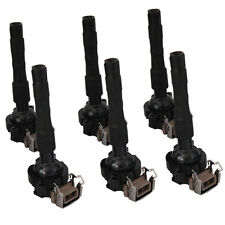 NEW 6 PCS IGNITION COILS For BMW E46 E39 X5 E36 325 330 328 M3 2.3 2.5 2.8 3.0