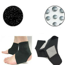 Self-heating Tourmaline Far Infrared Magnetic Therapy Ankle Brace Massager