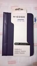 M-Edge Go Jacket for Kindle 4/Touch, Purple