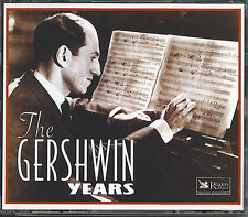READER'S DIGEST - THE GERSHWIN YEARS - MINT 4 CD BOX SET