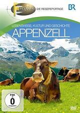 DVD Appenzell Reiseführer auf DVD mit Insider Tipp - Neu