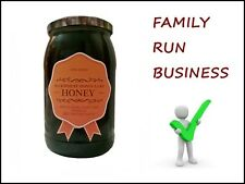 Buckwheat Honey raw honey  1.2 kg natural remedy for cough organic UK stock