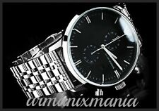 ***AXMANIA*** 100% BRAND NEW AR0389 MENS EMPORIO ARMANI WATCH *TOP UK SELLER*
