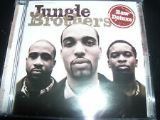 Jungle Brothers Raw Deluxe (Australia) CD – New