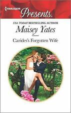 Carides's Forgotten Wife (Harlequin Presents)