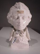 +# A009832 Goebel Archiv Arbeitsmuster Büste von Mozart 18-005 Plombe