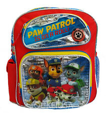 "NICKELODEON Paw Patrol 12"" Kids' Backpack  Brand New!"