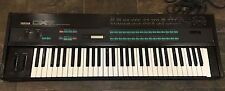 Yamaha DX7 Vintage 61 Keys Synthesizer with Travel Case