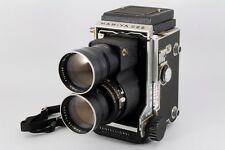 [Exc+] Mamiya C22 Professional TLR Camera w/ Sekor 250mm f/6.3 Lens from Japan