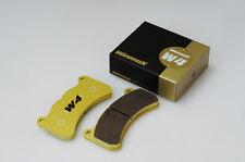 Winmax W4 Front Brake Pad For DEMIO 07.07- DE3FS